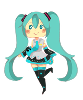 Hatsune Miku : Project Diva : Original by YorokobiNyan