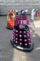 Daleks at Brit Sc-Fi Weekend NSC 2015 (1) by masimage