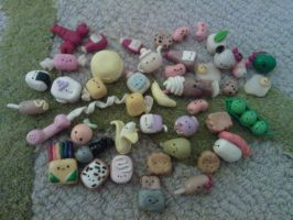 My clay collection by reidish