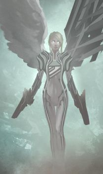 Angel Concept by CraigSoulsby