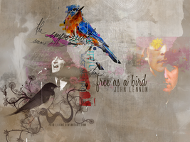 Free as A Bird by Virtual-Waster-GFX