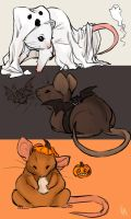 Spoopy Mice by Marxis