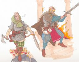 norse types by Pachycrocuta