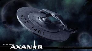 Star Trek Axanar U.S.S.Korolev Wallpaper 2 by stourangeau