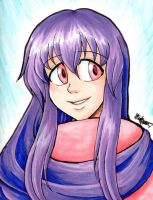 Lutia in Copic by SaBasse
