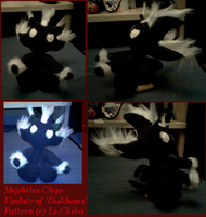 Mephiles Chao-Plushie Upgrade by LiChiba