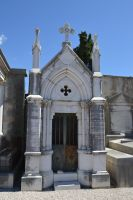 Old grave of Provence cemetery 7 by A1Z2E3R