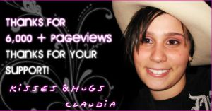 Thanks for 6,000 + Pageviews by WKLIZE