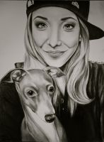 Jenna Marbles/Mourey by icakeyyy