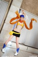 Rikku Final Fantasy X-2 by Lykanka