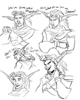 Jak is fun to draw by Cutiekitty01
