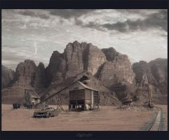 Desolation Part II - Quarry by shadothezombie