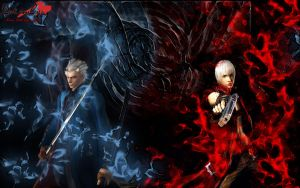 Devil May Cry 3 by ArcanaHunkCamreKaenz