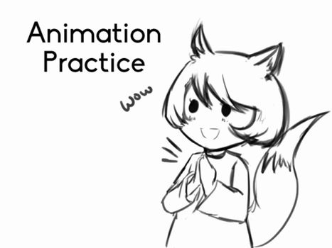 Animation Test Clap by lonelyonafriday