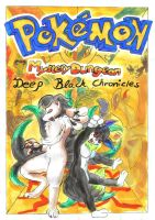 PMD- deep black chronicels by pitch-black-crow