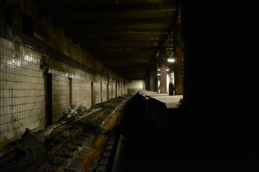 Abandoned 42nd Street Station - 2 by Demidism