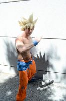 Easily Could have been Raditz by spritepirate