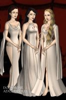 Harker Encounters the Brides by MonsieurArtiste