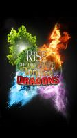 Rise of the Brave Tangled Dragons! by Frostismylife