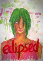 eclipsed - Vocaloid original song - by marvyanaka