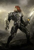 """Lord of the Thundercats"" by TARGETE"