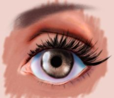 Realistic eye practice? by crazychocolate