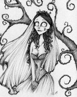corpse bride by Mariaxshadow1