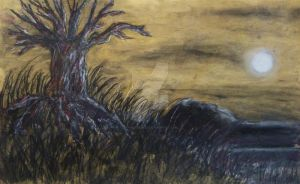 The Lonely Tree 2 by SpoonSeeker