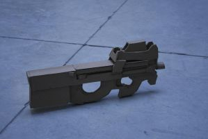 FN P90 by impaler07