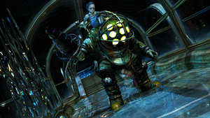 Welcome back to Rapture - Bioshock by James--C