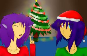 MERRY CHRISTMAS: 2012 by ItsCAPTAIN-ToYou-Lad