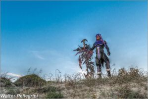 Caius New Bodhum Cosplay Atmosphere by Leon Chiro by LeonChiroCosplayArt