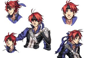 Roy doodles by Shun-one