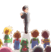 Goodbye Mr. Iwata by verna-c