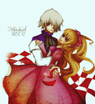 we're all M A D here by Roseille
