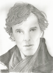 Sherlock Holmes by SarahCarswell