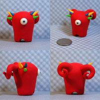 Kidi the Timid Monster by TimidMonsters