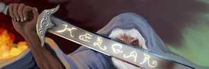 Kelgar Banner by Miamelly