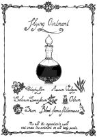 Flying Ointment by PaperTales