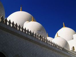 Domes by erce