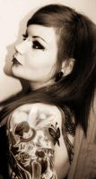 Tattoo Me Beautiful III by Dahlia-Dubh