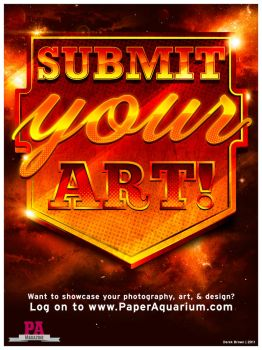 Submit Your Art by AdNinja