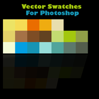 Vector swatches by Kip0130