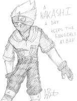 A Kakashi a day... by BurnerManEXE