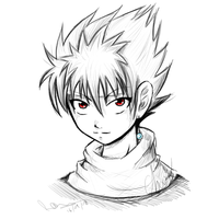 Hiei by ChouK-RC
