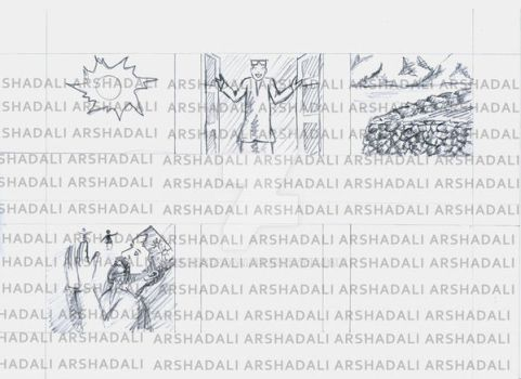 story boarding by arshadali