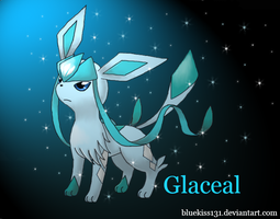 Contest: Eeveelution Guardian by BluuKiss