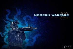 MW2 Wallpaper 2 by Xiox231