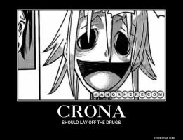 poor insane crona by megamakachop