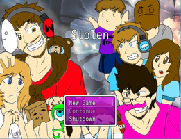 Stolen v.1.4 (Markiplier Game - FIXED) by ChangeOHearts101